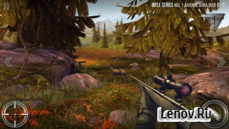 Deer Hunter™ v 5.1.6 Мод (Gold/Energy/Ammo & More)