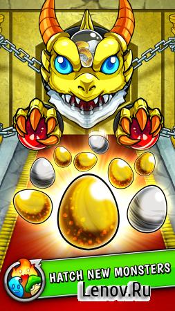 Monster Strike v 19.0.0 Мод (High Damage/Always Player Turn/Greatest Shot)
