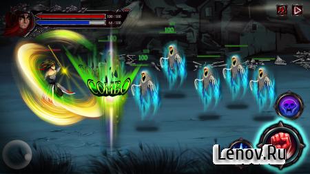 Dragon Warrior: Legends World (обновлено v 1.6) (Mod Money)