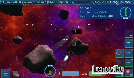 Interstellar Pilot v 1.62 Мод (Unlocked)