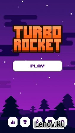 Turbo Rocket v 1.0.1 Мод (много денег)