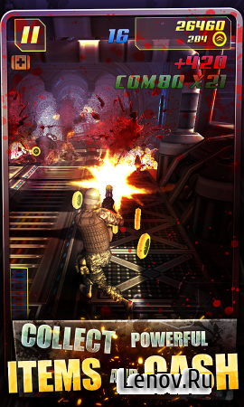 Zombie Apocalypse Gear Marines v 1.0.7 (Mod Money/Xp)