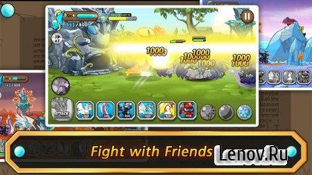 Dragon Village Saga v 1.1 (Mod Mana/Special Skill)