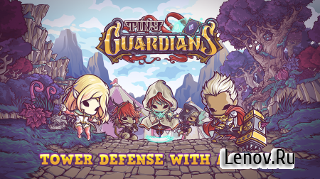 Tiny Guardians v 1.1.9 (Mod Money/Unlock)