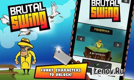 Brutal Swing v 1.0.9 Mod (Unlocked)