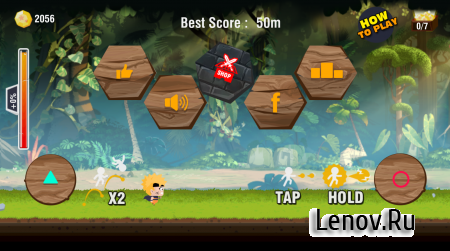 Ninja Naru Saga: To be Legend v 1.1.3 (Mod Money)
