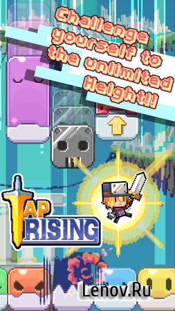 Tap Rising v 1.6 (Mod Money)