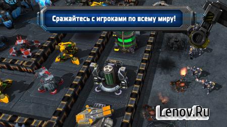 Galaxy Control: 3d strategy v 8.7.8 Мод (High Damage)