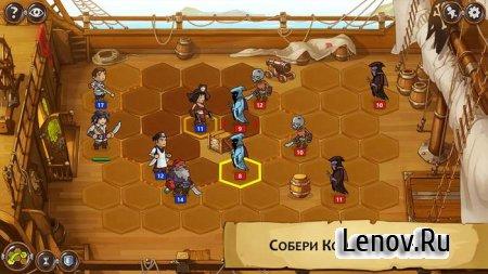 Braveland Pirate (обновлено v 1.1.1) Мод (много денег)