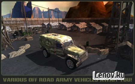 Offroad Army War Legends v 1.0 (Mod Money)