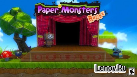 Paper Monsters Recut (обновлено v 1.28) Mod