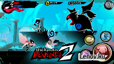 Stickman Revenge 2 v 1.1.8 (Mod Money)