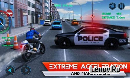 Moto Traffic Race v 1.22 Мод (много денег)