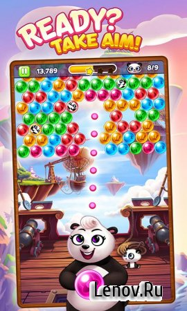 Panda Pop v 7.4.201 (Mod Money)