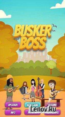 Busker Boss: Music RPG Game (обновлено v 2.0) (Full/Mod Money)