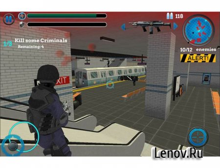 SWAT TEAM: Counter terrorist v 1.3
