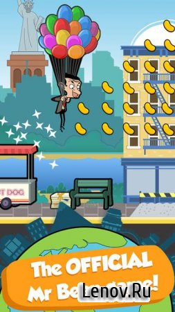 Mr Bean - Around the World v 8.7 Мод (много денег)