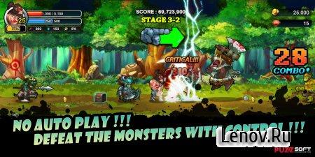 Come Back Stronger v 1.01 (Mod Money)