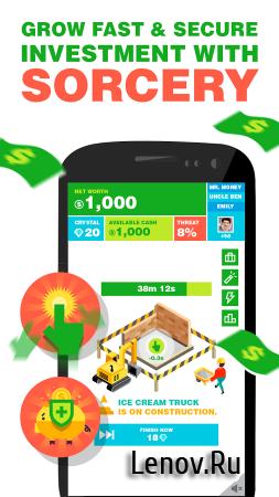 Billionaire. (обновлено v 1.3.6) (Mod Money)