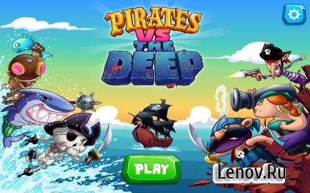 Pirates Vs The Deep (обновлено v 1.14) (Mod Money)