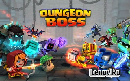 Dungeon Boss v 0.5.13419 (One Hit Kill/God Mode)
