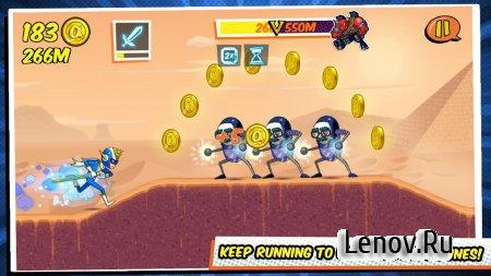 Run Run Super V (обновлено v 1.28) (Mod Money)