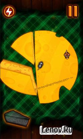 Slice The Cheese v 1.8 (Mod Money/Ads-Free)
