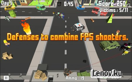 Pixel Shooter Zombies v 1.0.1 (Mod Money/Ammo)