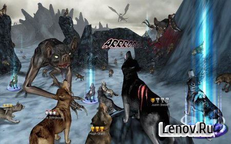 Wolf Online v 3.2.4 Мод (Mod Points)