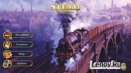 Steam™: Rails to Riches (обновлено v 2.0.0)