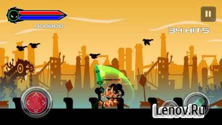 Legend Stickman v 1.2 (Mod Money)