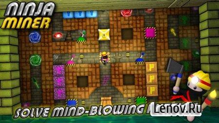 Ninja Miner v 1.2.1 Mod (Unlocked)