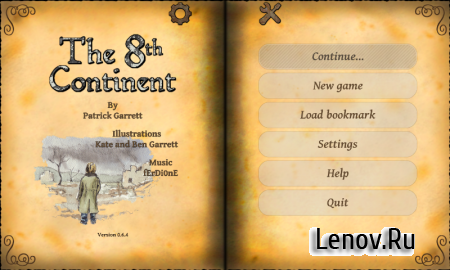 The Eighth Continent (обновлено v1.9) (Full)