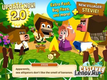 Castaway Paradise - island sim v 2.0585 Мод (много денег)