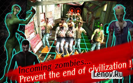 Catastrophic Zombies v 1.0.21 (Mod Money/Items)
