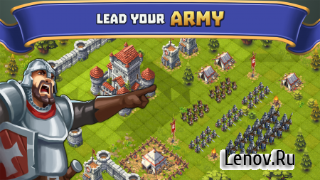Lords & Castles (обновлено v 1.57) Мод (Free Instant Upgrading)