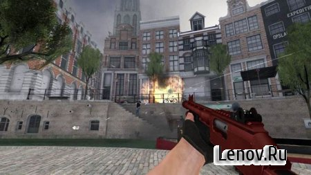 Critical Ops v 1.23.1.f1330 Mod (Unlimited Bullets)