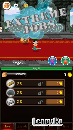 ExtremeJobs Knight's Assistant v 3.46 (Mod Money)