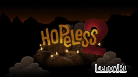 Hopeless 2: Cave Escape (обновлено v 1.1.39) Мод (Unlimited Coins/Gems)