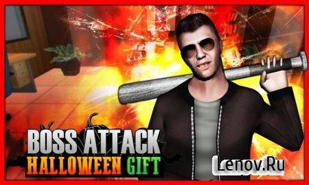 Boss Attack - Halloween Gift v 1.0 (Mod Money)