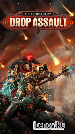 The Horus Heresy: Drop Assault v 2.4.1 Мод (Free Shopping & More)