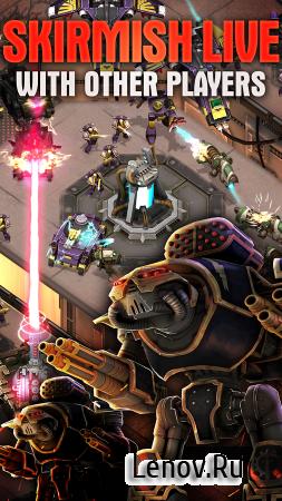 The Horus Heresy: Drop Assault (обновлено v 1.5.0) Мод (Free Shopping & More)