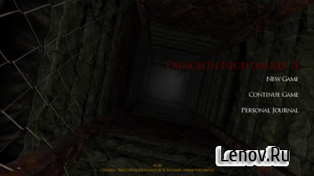 Dungeon Nightmares II v 1.0 (Full) (Mod Candles)