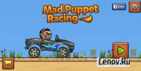 Mad Puppet Racing Big Hill v 0.9.002 Mod (Unlocked)