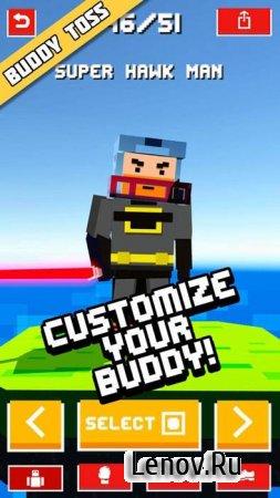 Buddy Toss v 1.1.6 Mod (Unlocked)