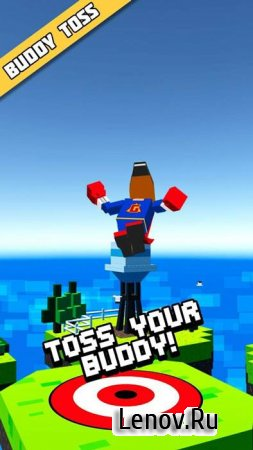 Buddy Toss v 1.2.1 Mod (Unlocked)