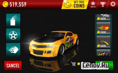 Drift Max City v 2.82 Mod (Unlimited money)