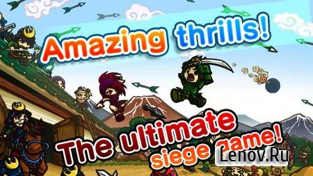 Samurai Defender with Ninja v 1.4.5 (Mod Money)