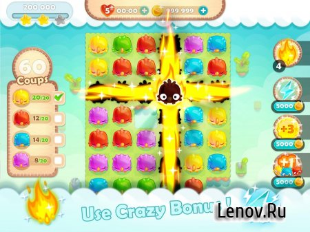 Sleepy Wings v 1.63 Мод (Unlimited Coins/Lives & More)