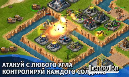 Tiny Troopers Alliance (обновлено v 2.3.1) Mod (High Damage)